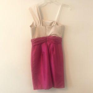 Max & Cleo Dresses - ❗️SOLD❗️Max & Cleo BCBGMAXAZRIA One-Shoulder Dress